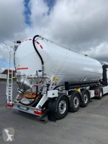 Kässbohrer Auflieger Tankfahrzeug Lebensmittel SSK 40