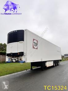 Semirremolque frigorífico mono temperatura usado Krone Frigo