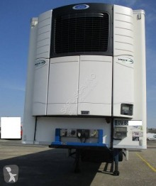 Chereau Plancher alu semi-trailer used mono temperature refrigerated
