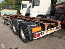 Lako 3-assige aanhanger SAF-assen trailer used container
