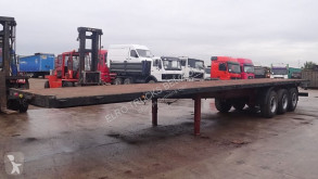Yarı römork taban STEEL SUSPENSION / SUPENSION LAMES / BPW AXLES