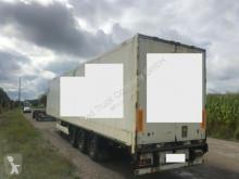 Félpótkocsi Krone SD SD Doppelstock Koffer használt emeletes furgon