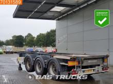 Naczepa Van Hool 3B2015 ADR 1x 20 ft 1x30 ft Liftachse do transportu kontenerów używana