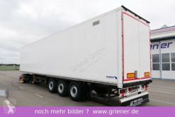Semirremolque Schmitz Cargobull SKO SKO 24/ 2 x ZURRLEISTE / LASI / TOP furgón usado