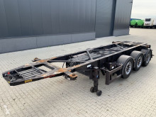 Semi remorque Van Hool 20FT/3-Achse, Leergewicht: 3.300kg, SAF INTRADISC, 2x Liftachse, ADR, NL Chassis occasion