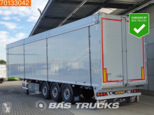 Knapen K100 92m3 Liftachse 6mm Floor used other semi-trailers
