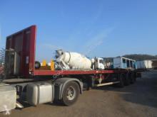 Robuste Kaiser Non spécifié semi-trailer used flatbed