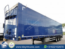 Kraker trailers XL 9 semi-trailer used moving floor