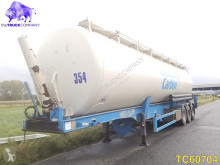 Trailer Silo tweedehands tank
