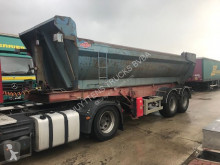 Semitrailer General Trailers DF33C11NLA flak begagnad