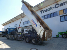 Yarı römork damper Schmitz Cargobull SKI SKI 18 - 7.2 24 cbm Liftachse