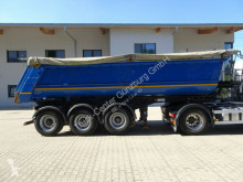 Kögel SKM 24 3-Achs-Stahlmulde Liftachse 24 cbm semi-trailer used tipper
