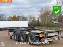 Trailer Van Hool Price per unit! ADR 1x 20 ft 1x30 ft Liftachse tweedehands