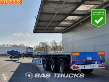Faymonville heavy equipment transport semi-trailer SPZ-3AAA 3x Extendable: 35.40m 3x Steeraxle