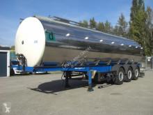 Nc tanker semi-trailer SAPL24 SATA / 3 KAMMEN