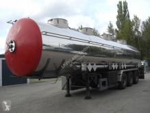 Semirimorchio Magyar SR34EB / ADR / ALKOHOL cisterna usato