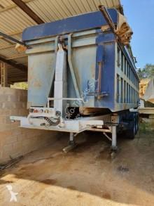 Montalban D 1273 semi-trailer used tipper