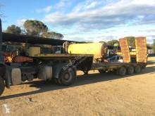 Scheuerle SG-51 semi-trailer used heavy equipment transport