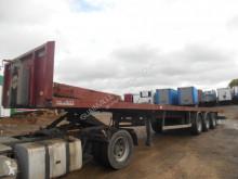 Kaiser flatbed semi-trailer Non spécifié