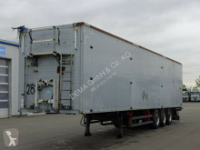 Schmitz Cargobull moving floor semi-trailer SW 24 SL G*Portaltüren*Liftachse