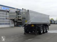 Semirremolque Schmitz Cargobull SKI 24 SL*Liftachse*24m³*Rollplane*T volquete usado