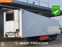 Semirremolque Krone Carrier Vector 1550 SAF Doppelstock Liftachse Palettkasten frigorífico mono temperatura usado