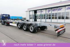 Návěs podvozek Schmitz Cargobull SCF 24 G 45 EURO 20/30/40/45/2 x 20 fuss LIFT