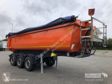 Semirimorchio Schmitz Cargobull Kipper Stahlrundmulde ribaltabile usato