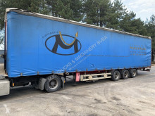 Semi remorque Samro - MEGA TRAILER - 3m HIGH - DISC BRAKES - VERY GOOD TIRES occasion