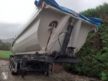 Fruehauf Intensive semi-trailer used tipper