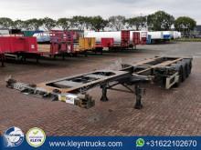 Semi remorque Renders EURO 800 N porte containers occasion