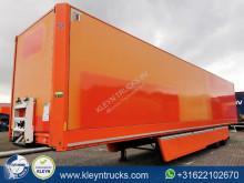 Semirremolque Krone Dry Liner furgón usado