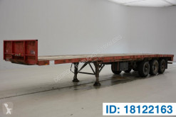 Flandria Plateau semi-trailer used flatbed