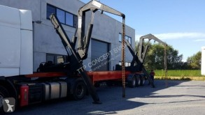Semi remorque porte containers occasion Hammar Side loader 20ft- 40ft