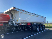 Schmitz Cargobull construction dump semi-trailer 25m3 portes universelles - Cramaro éléctrique