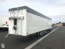 Semi reboque Kraker trailers K-Force 92m3 piso móvel novo