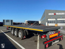Leciñena flatbed semi-trailer Ranchers - Plancher bois dur