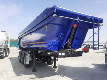 Ozgul semi-trailer used construction dump
