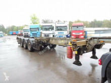 Schmitz Cargobull SCF 24 Slider*Multifunktional* /20/20/30/40/45 semi-trailer used chassis