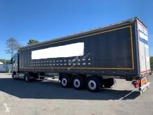 Lecitrailer tautliner semi-trailer TAULINER CON SUELO EN ALUMINIO