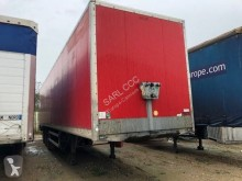 Samro box semi-trailer Fourgon BV 534 CS