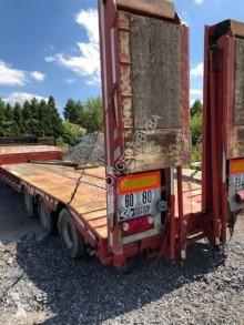 Semirimorchio trasporto macchinari Gheysen et verpoort