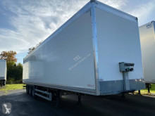 Trouillet double deck box semi-trailer SR3 FG PLYBOX DOU