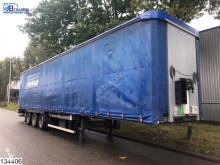 Lecitrailer Tautliner Disc brakes semi-trailer used tautliner