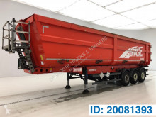 Semirimorchio Schmitz Cargobull 50 cub in steel* ribaltabile usato