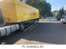 Feldbinder Kipper für Futter Bodenentleerer semi-trailer used tipper