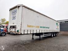 Pacton T3-001 ROR - Spare Tire - Hardwood floor - semi-trailer used tautliner