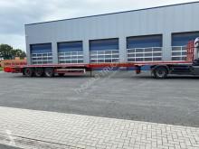 Broshuis 31N0-EU, 45.000 Kg, Uitschuifbaar 21.20 Mtr, Naloop-as, Gescopeerd, Rong-straaten semi-trailer new flatbed