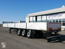 Schwarzmüller dropside flatbed semi-trailer S1 / BAUSTOFF 800 mm bordwände MULTILOCK LIFT