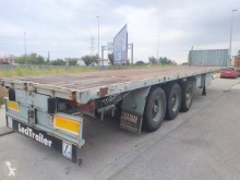 Montenegro semi-trailer used flatbed